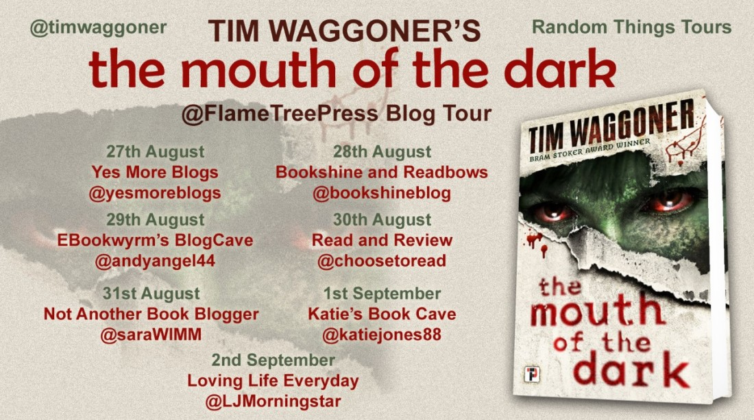 Mouth of the Dark Blog Tour Poster